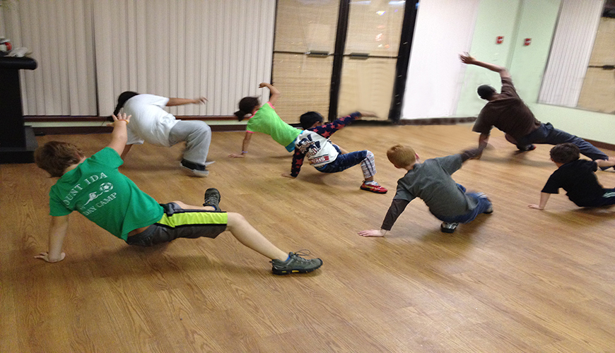 Hip Hop Dance Class for Kids - Star Dance School