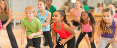 Dance Lessons for Children and Teenagers