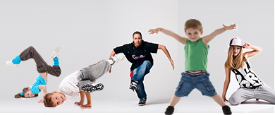 Dance Studio for Children - Star Dance School, Ballroom, Latin ...