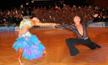 Ballroom Dance Performances and Showcases at Star Dance School Ballroom Dance Studio in Boston MA