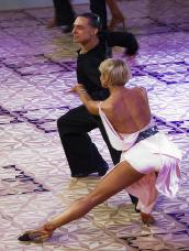 Pro-Am Competitive Ballroom Dancing at Star Dance School Ballroom Dance Studio in Boston